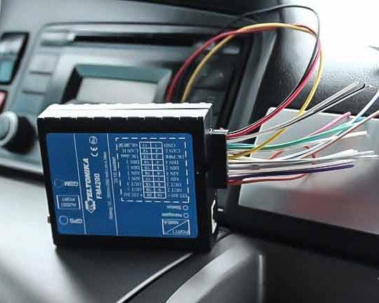 поставка и монтаж оборудования ГЛОНАСС мониторинг