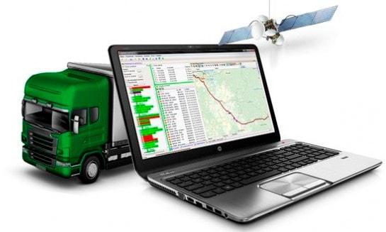 спутниковый мониторинг автотранспорта